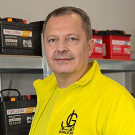 Janusz Grotek